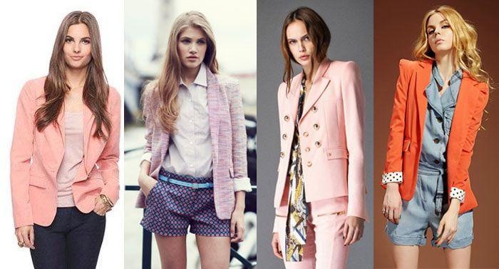 Дизайнерская фантазия дает возможность выбрать для себя подходящую модель пиджака