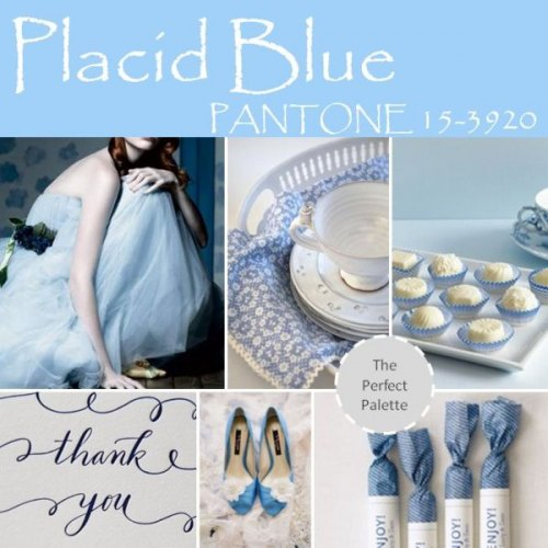 Placid Blue