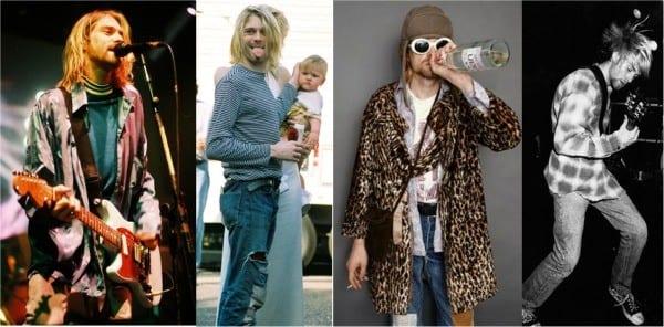 Икона стиля гранж и образец для подражания – вокалист группы Nirvana Курт Кобейн
