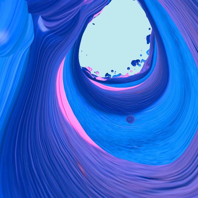 Завораживающий синий – приоритетный цвет людей, довольных жизнью