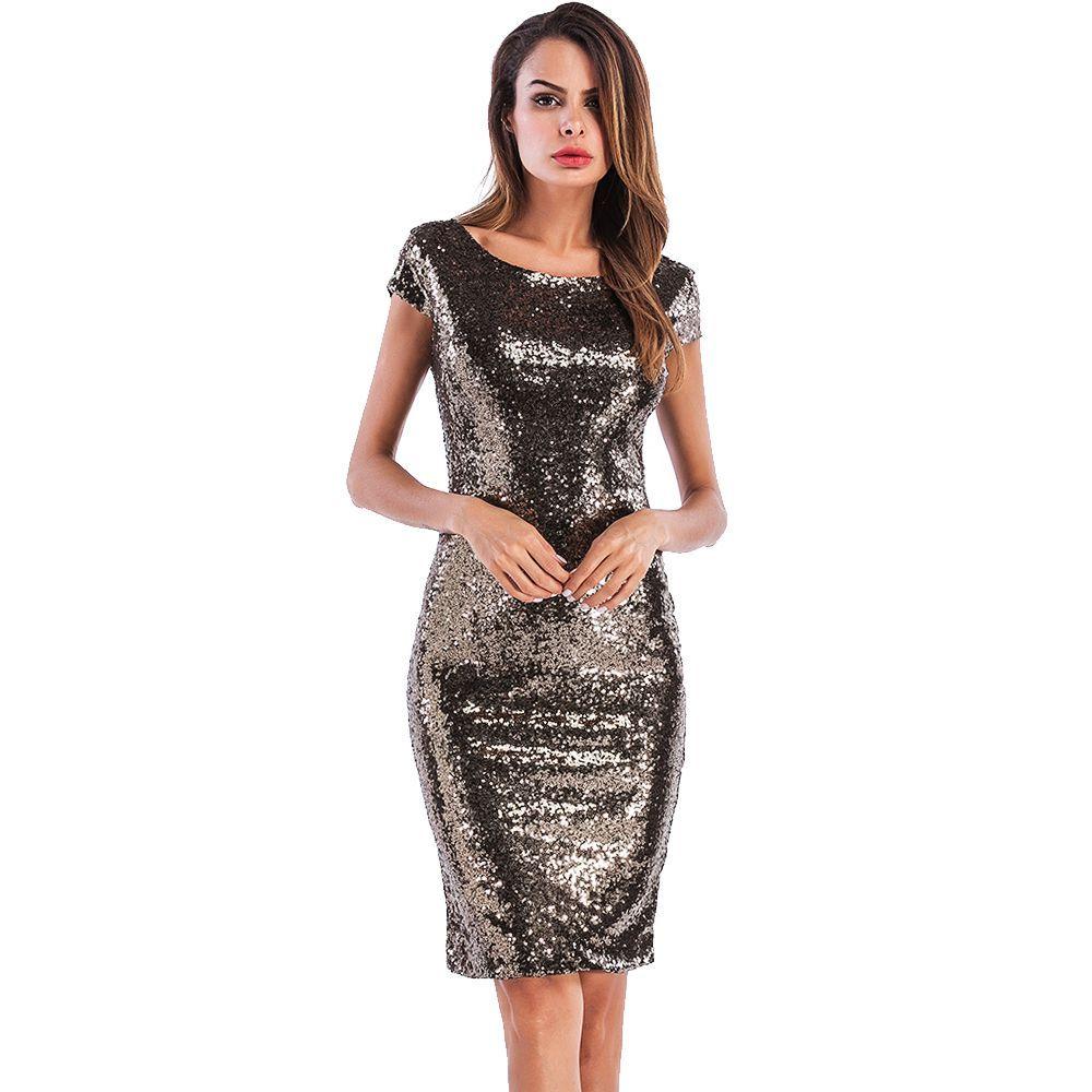 Фасон вечернего платья футляр позволит создать запоминающийся лаконичный лук