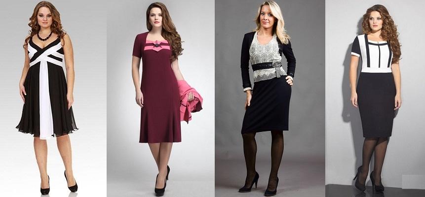 Драпированный лиф, прямой силуэт с поясом – хороший выбор фасона для «грушевого» вечернего платья