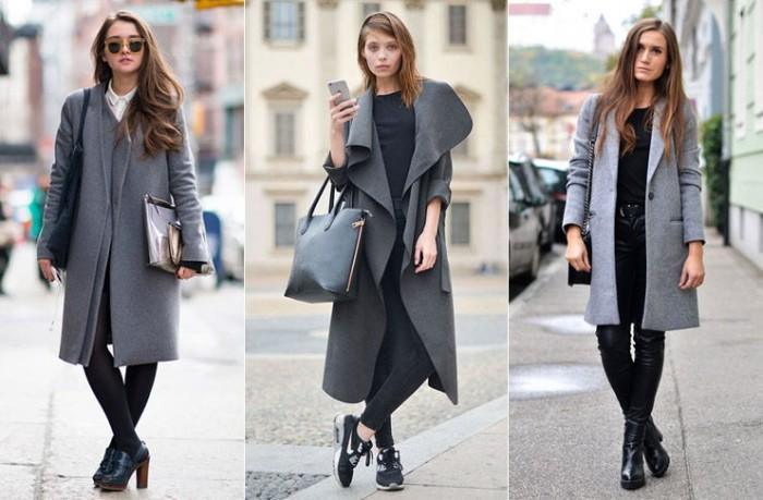 Разнообразие фасонов пальто удовлетворит запросы самых взыскательных модниц.