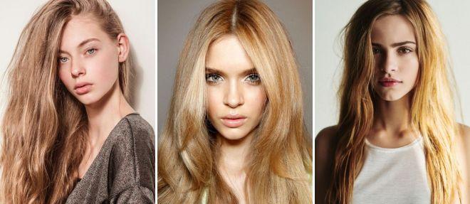 Девушки-весны отличаются нежными чертами лица.