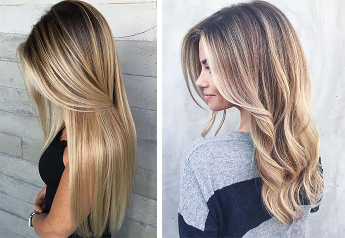 Брондирование сделает цвет волос более выразительным.