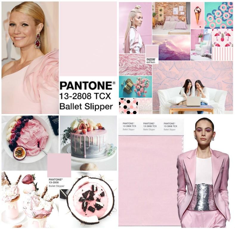 пример цвета PANTONE 13-2808