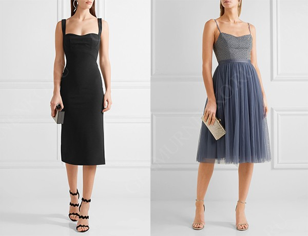 пример платья