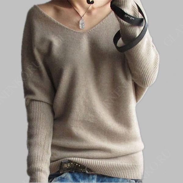 пример свитера