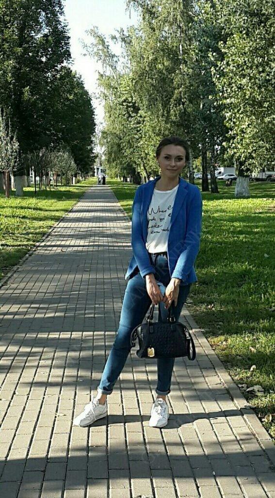 Анна Хорьякова
