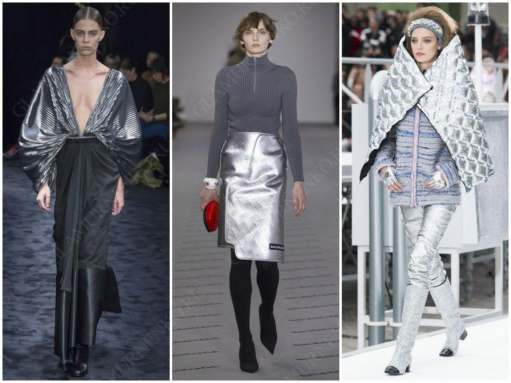 Представили варианты серебра и Loewe, Balenciaga, Chanel