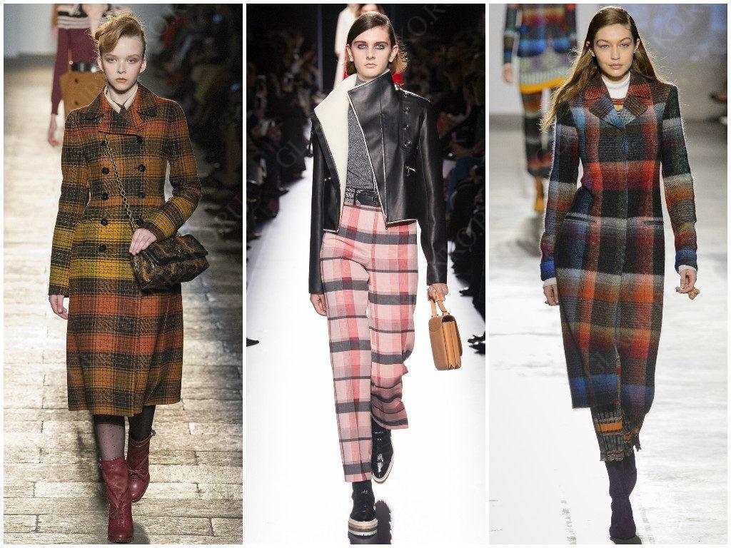 Варианты модных принтов от Bottega Veneta, Hermès, Missoni