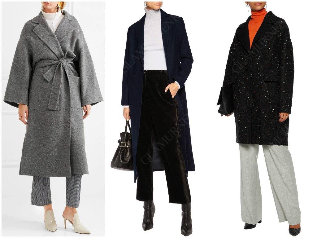Какие бывают базовые модели пальто?