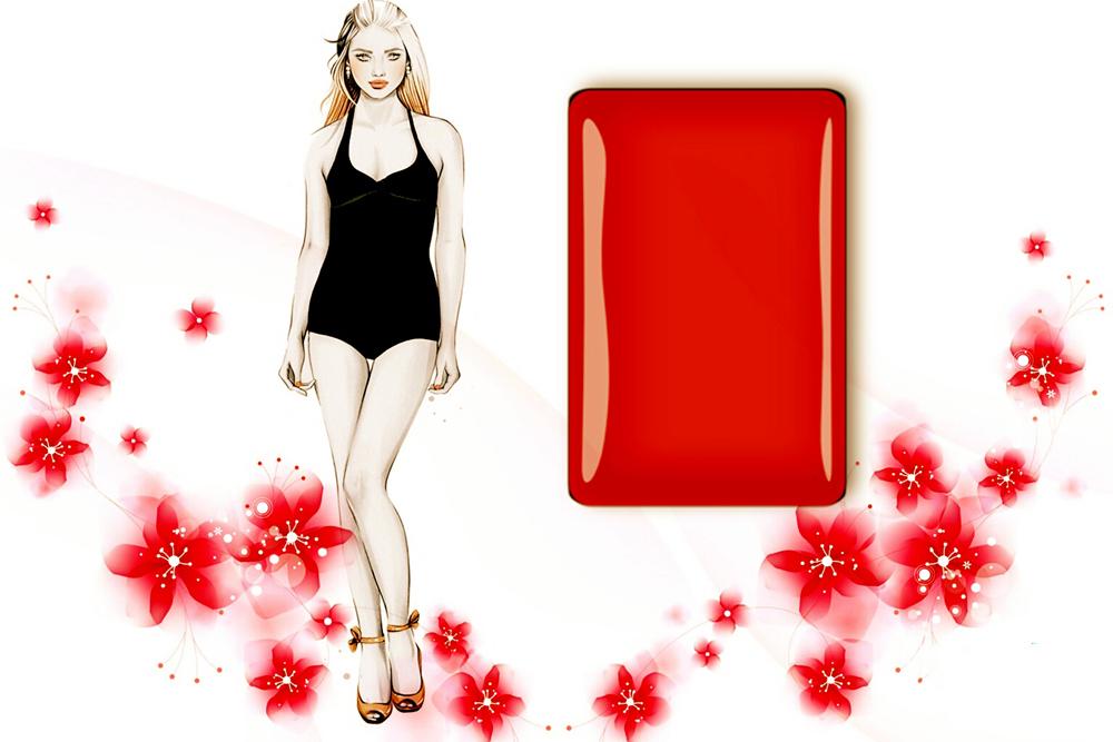 Недостаточная женственность – претензия, которую чаще всего предъявляют к своей фигуре «прямоугольник» ее обладательницы