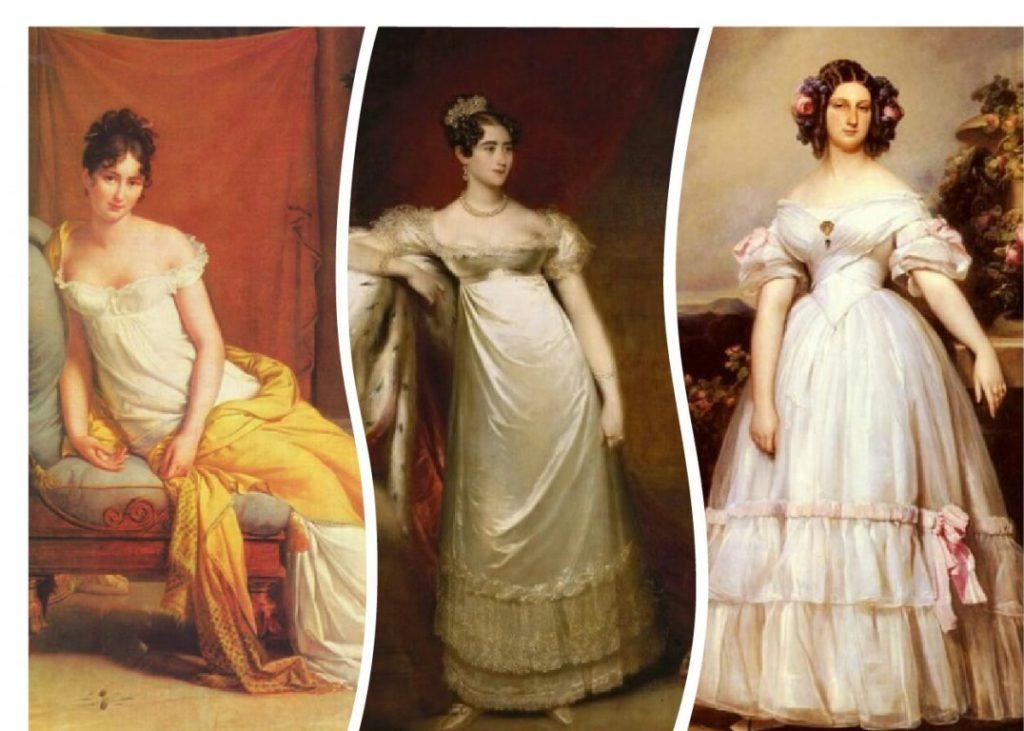 Женщины с типом фигуры «груша» были привлекательны во все времена