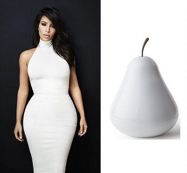 Роскошные бедра и узкая талия – главные достоинства женщин с фигурой «груша»