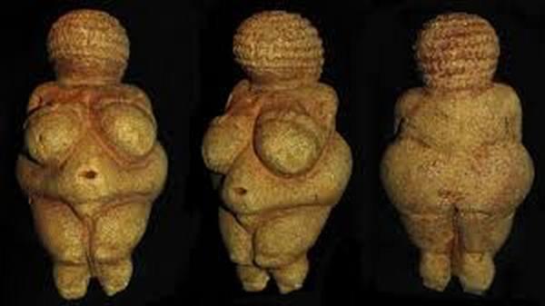 Образец приоритетов в ранние периоды цивилизации - «палеолитические Венеры»