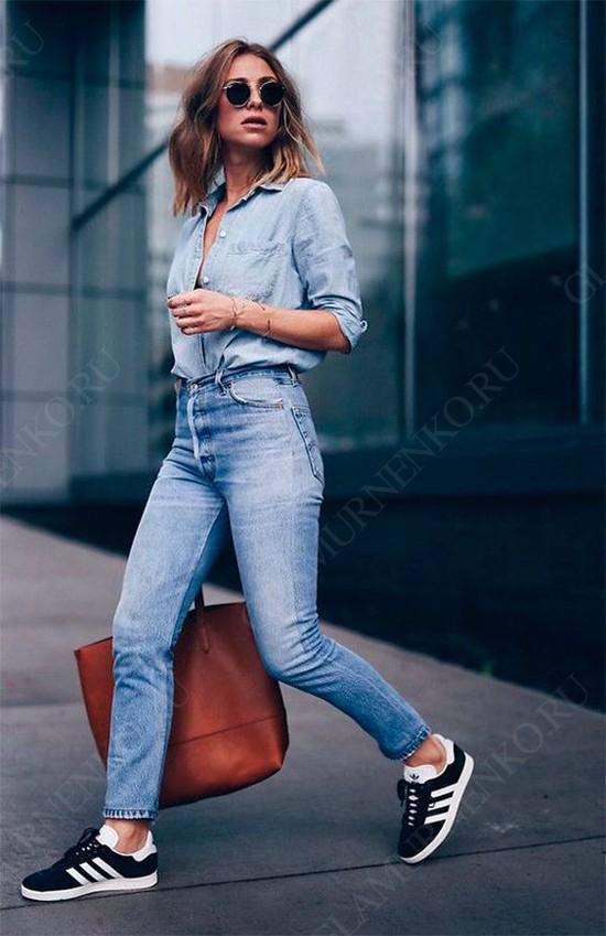 пример с джинсовой рубашкой