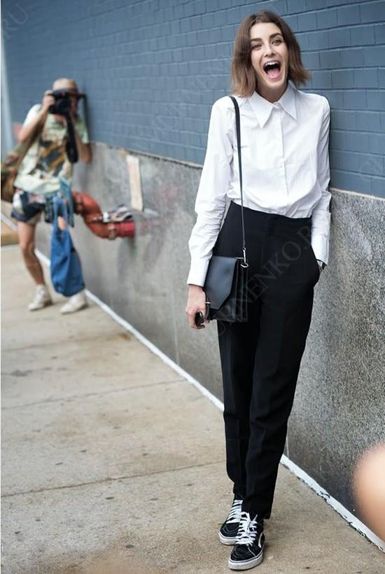 пример с белой рубашкой