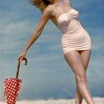 Мэрилин Монро – тип фигуры  - песочные часы.