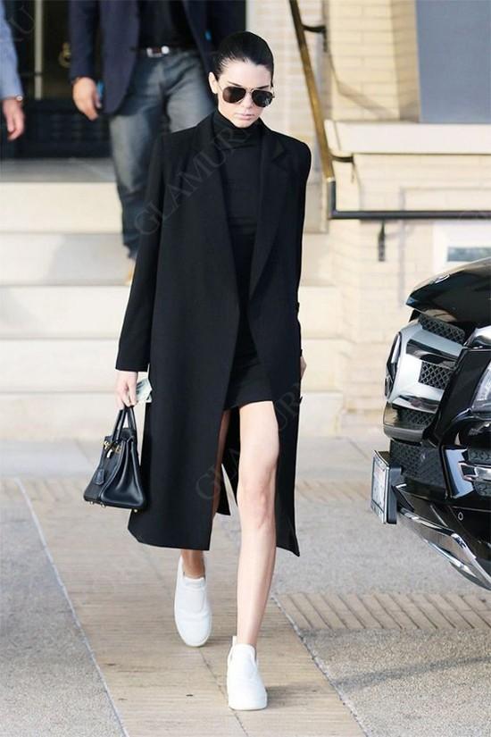 пример с мини-пальто
