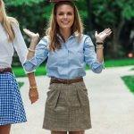 Преппи – стиль вечного студента 2