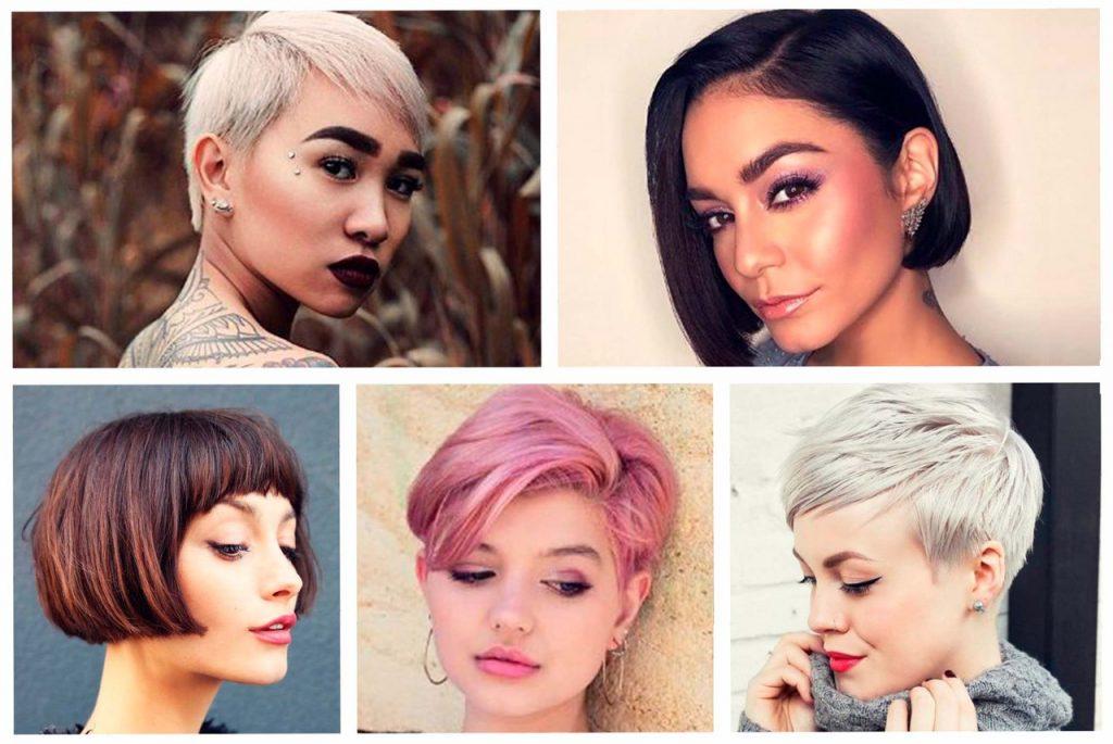Круглолицых женщин отличают невысокий лоб и плавная линия роста волос