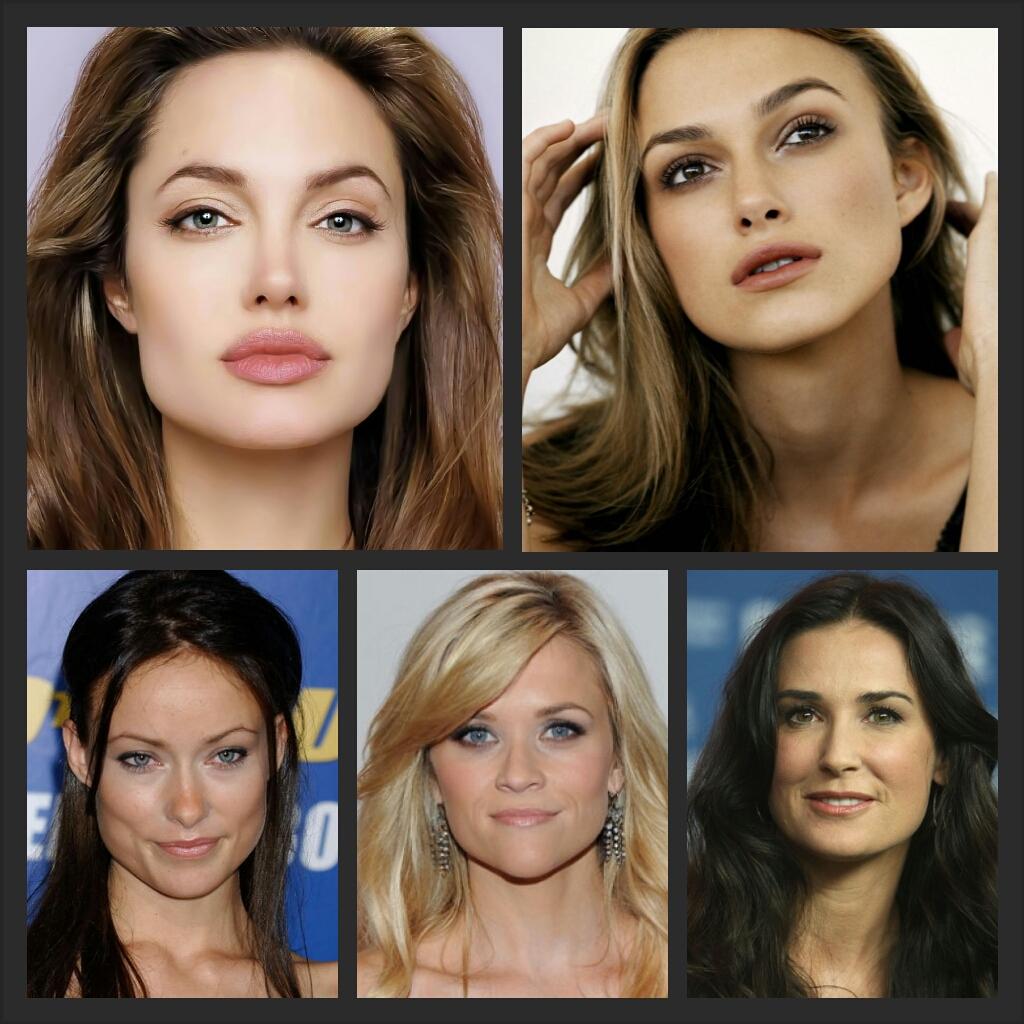 гарантируем, по фотографии определить форму лица выявлены лучшие