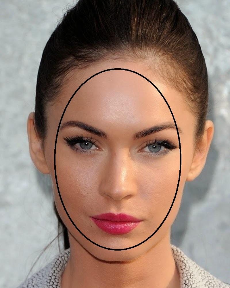 Относящееся к широкоскулым овальное лицо отличается больше вытянутостью и наличием узкого подбородка