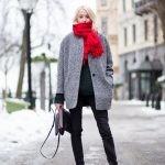 пример с шарфом