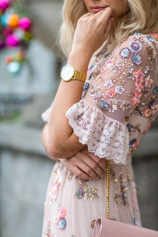 пример платье