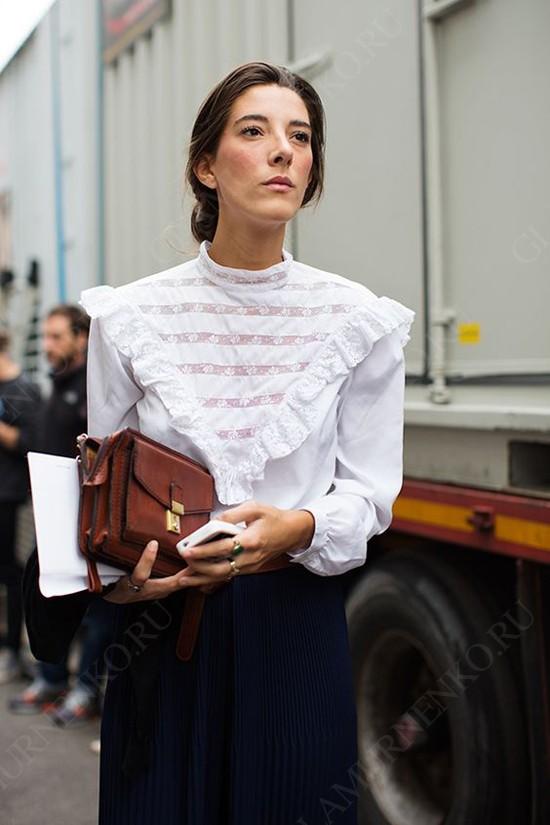 пример блуза