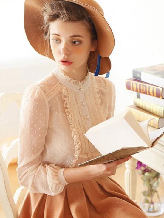пример рубашка, юбка, шляпа
