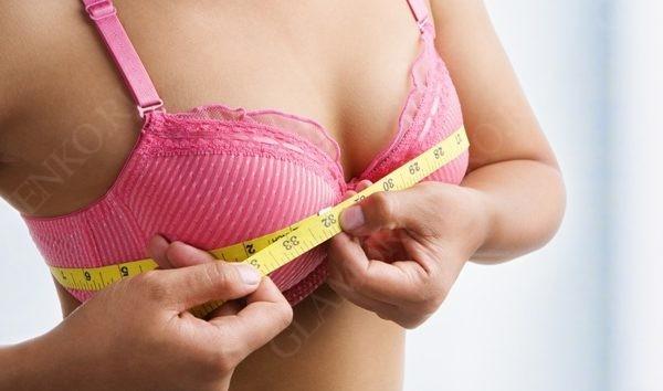 мерки груди
