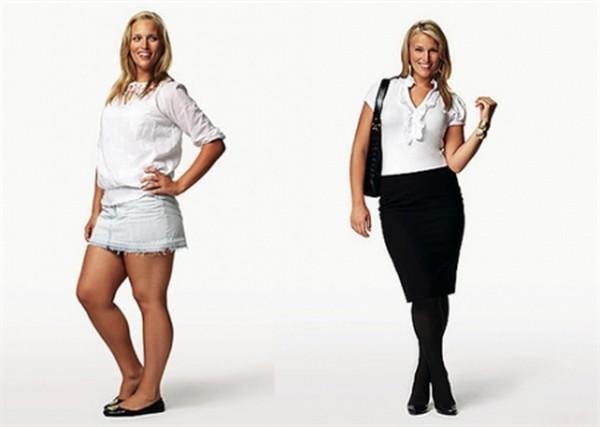 Балетки неудачно выглядят на дамах с лишним весом и ногами недостаточной длины