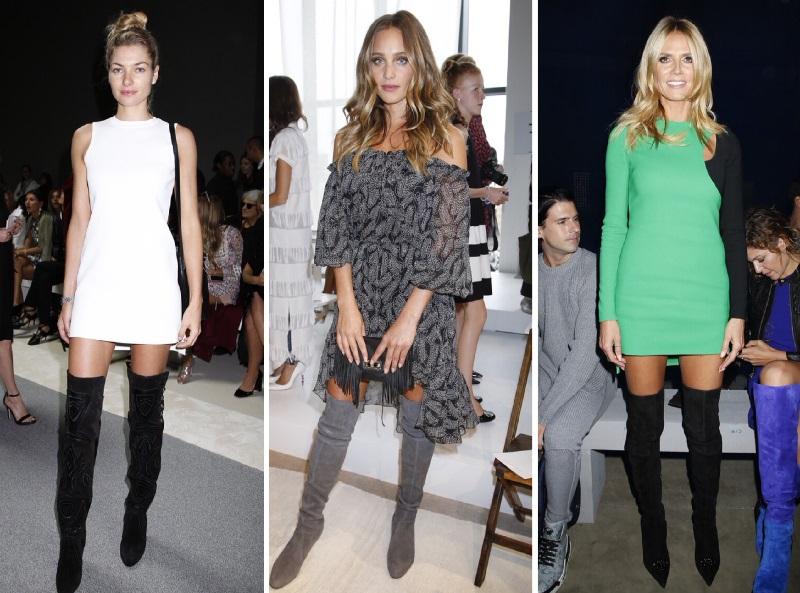 Ботфорты – популярная обувь, которая востребована женщинами всех возрастных категорий
