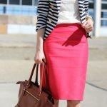 классическая юбка 1