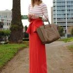 пример образа юбки с баской