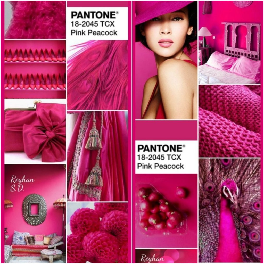 Pink Peacock (Розовый Павлин)