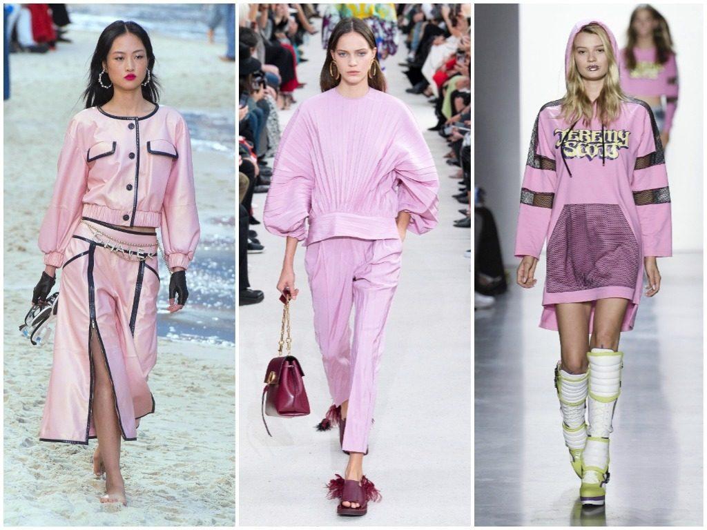 Chanel, Valentino, Jeremy Scott весна-лето 2019