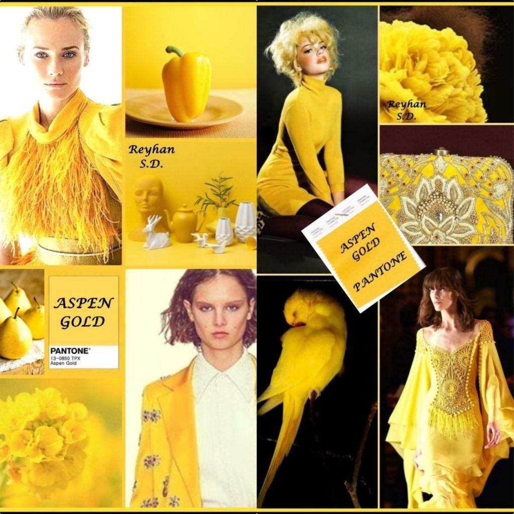 Название Aspen Gold (Золотая Осина) хоть и ассоциируется с золотой осенью