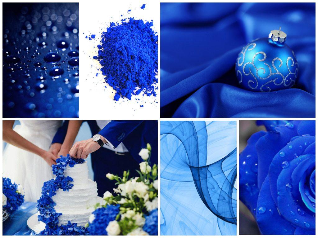 Холодный, царственный, напоминающий морские глубины — оттенок Princess Blue