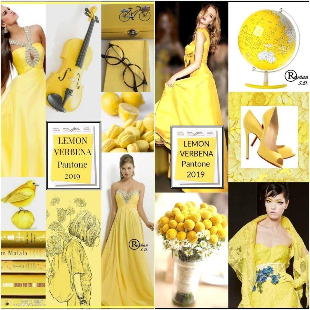 PANTONE 12-0742 Lemon Verbena (Лимонная Вербена)