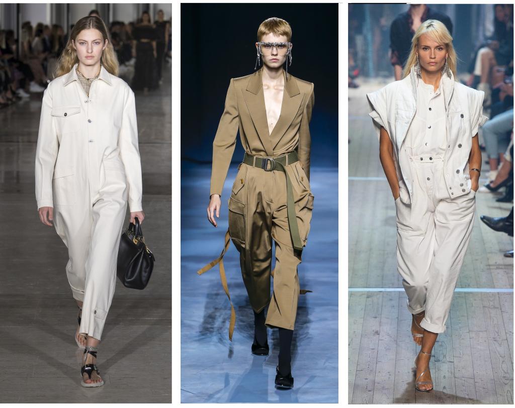 Пример образов Giambattista Valli, Givenchy, Isabel Marant