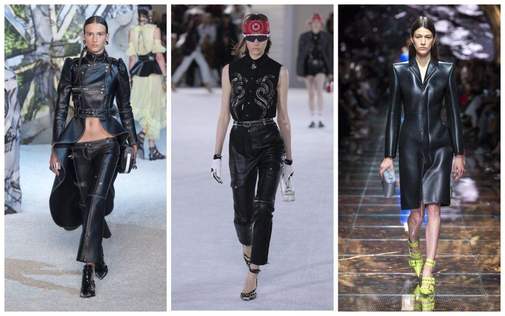 Пример образов Alexander McQueen, Alexander Wang, Balenciaga
