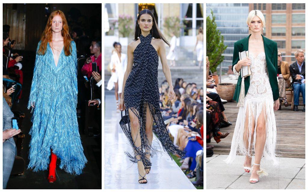 Пример образов Gucci, Jacquemus, Oscar de la Renta
