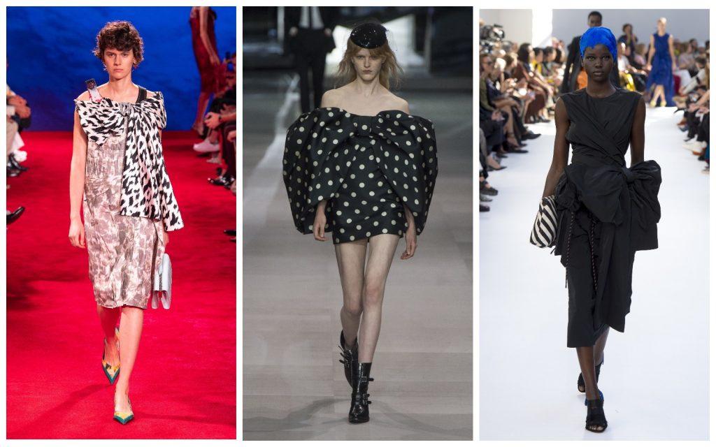 Пример образов Calvin Klein, Celine, Dries Van Noten