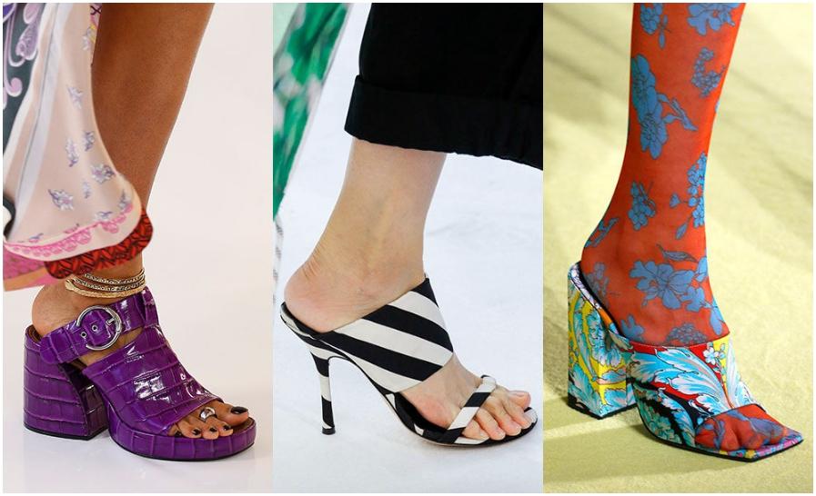 Пример образов Chloé, Dries Van Noten, Versace