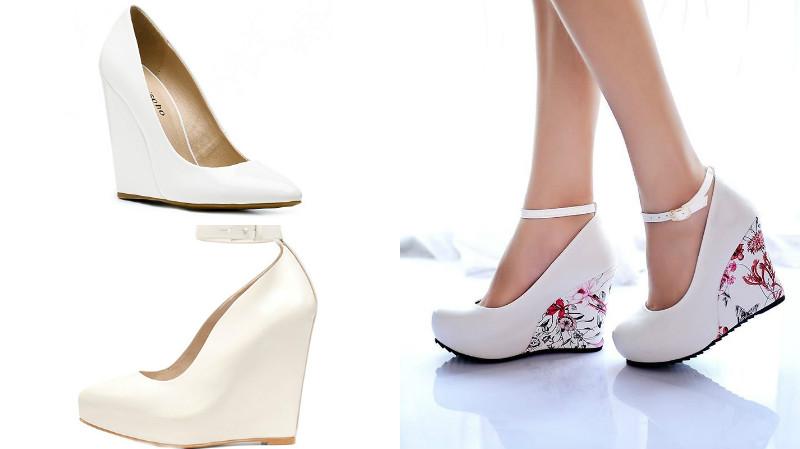С чем носить белые туфли и как комбинировать удачные образы-10