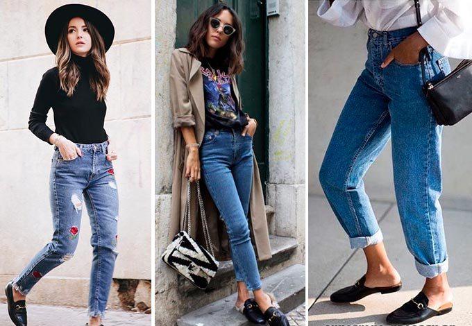 Лоферы составляют идеальную прогулочную пару с джинсами.