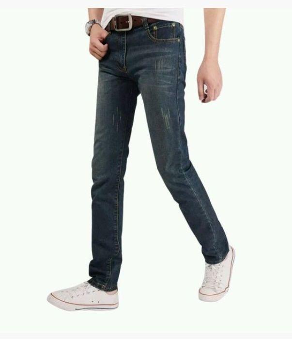 Кеды отлично дополняют джинсы Слим фит.